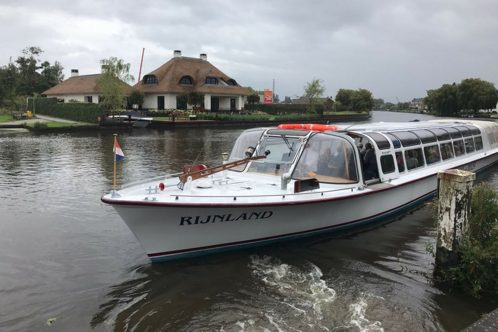 Rederij van Hulst - Rijnland