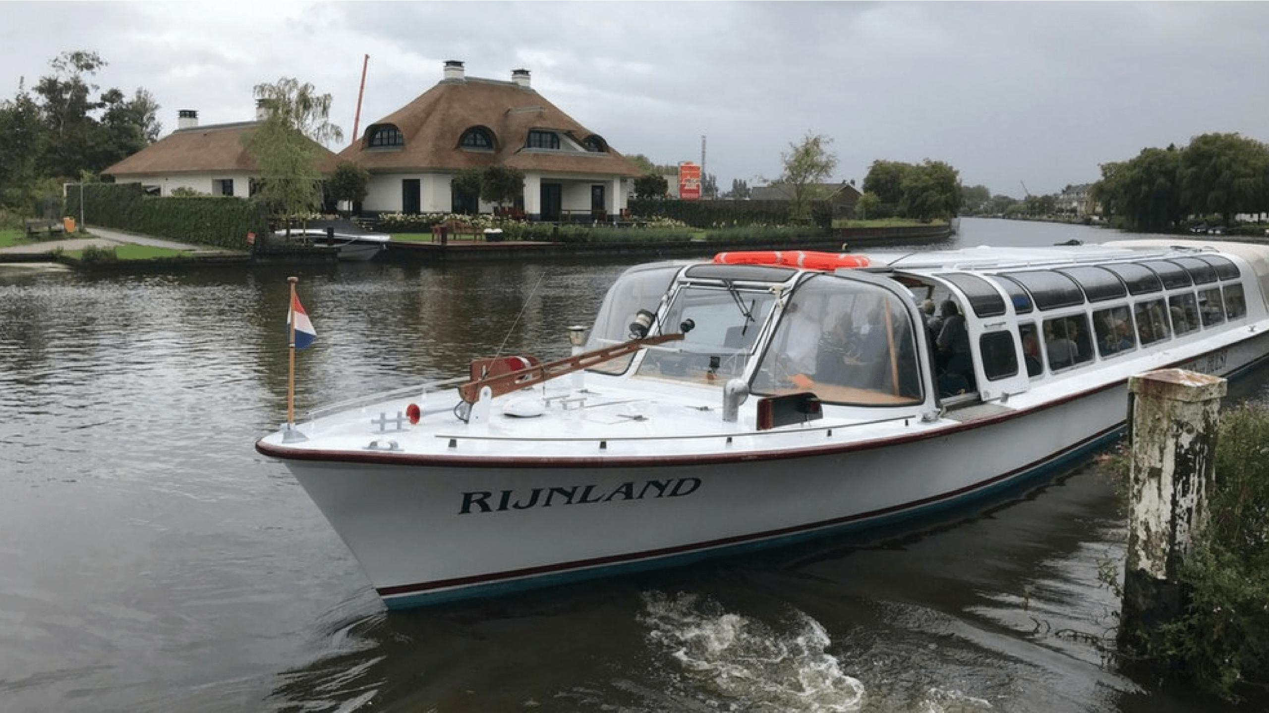 Afscheid van de Rijnland