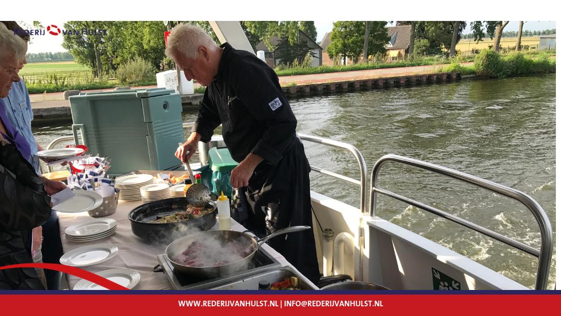 Catering aan boord