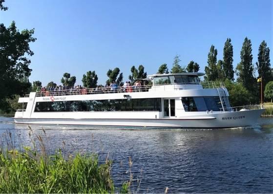 River Queen varend