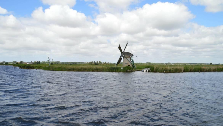 Rondvaart Kagerplassen
