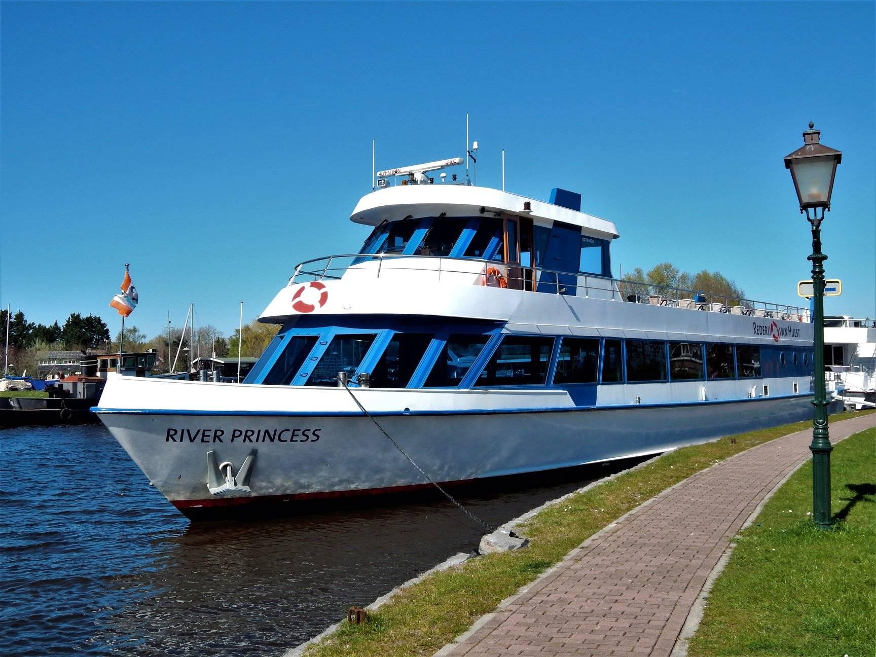 Boot van Rederij van Hulst